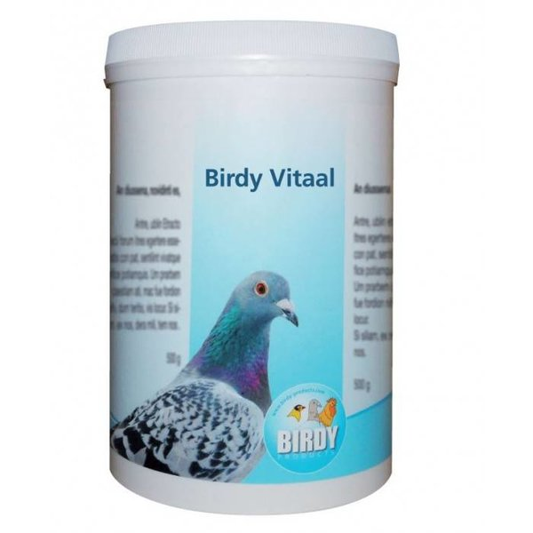 Birdy-products Birdy Vitality 400 grams
