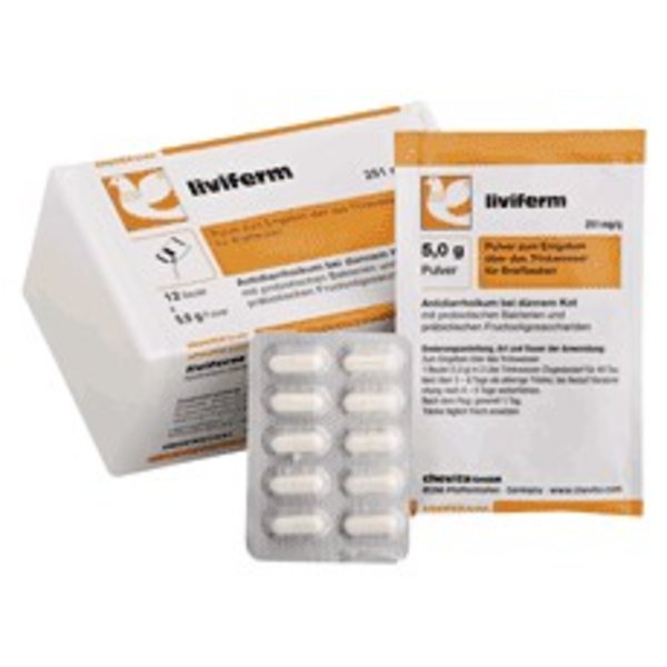 chevita Liviferm 12 Beutel von 5,0 g