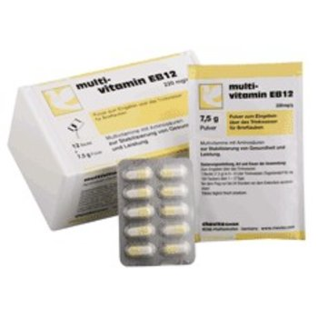 chevita Multivitamin EB12 100 capsules