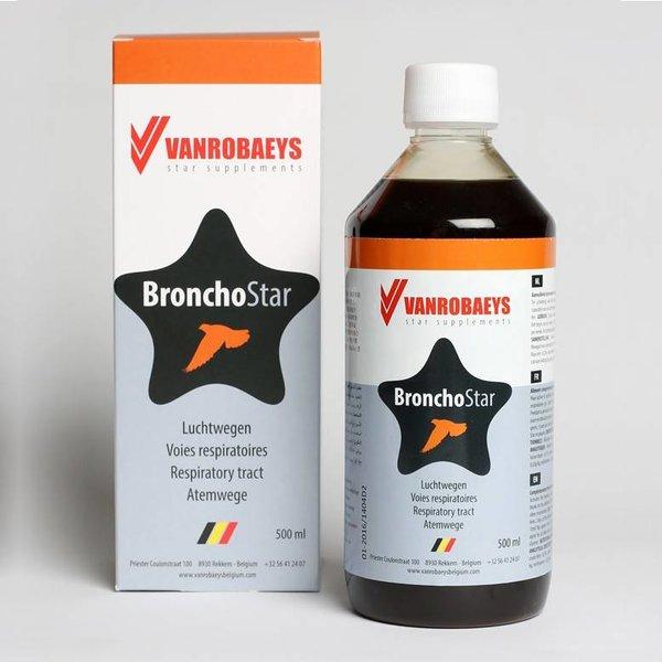 Vanrobaeys BronchoStar 500 ml