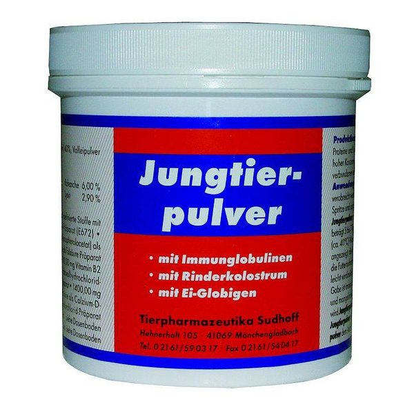 Sudhoff Young Powder 200g