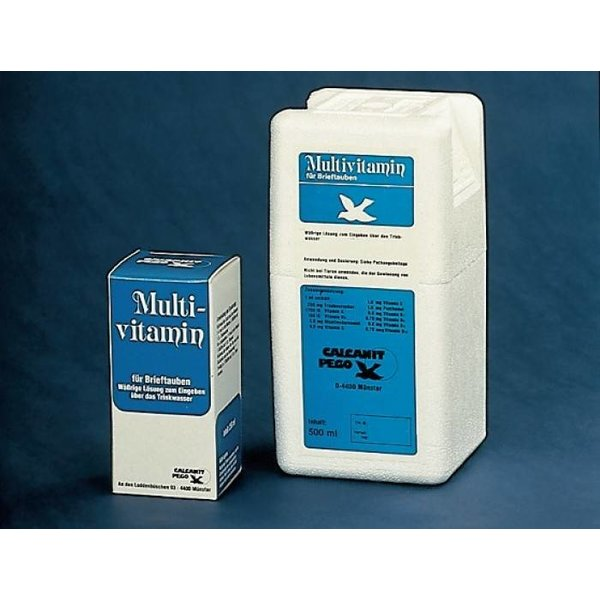 Calcanit-Pego Multiform®-Multivitamin 250ml