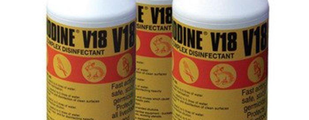 Vanodine V18