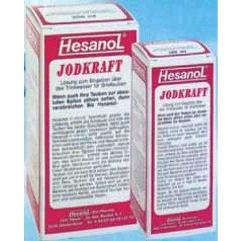 Hesanol JODKRAFT 100ml