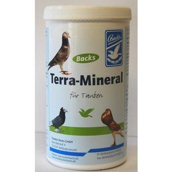 Backs Backs Terra-Mineral
