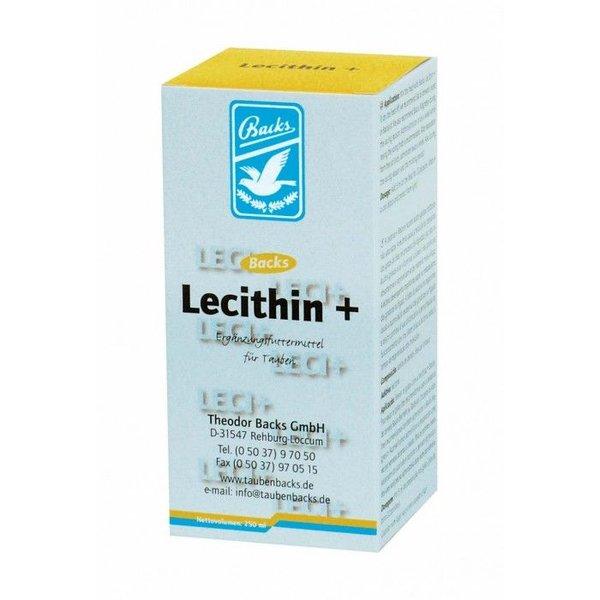 Backs Sichert Lecithin 250 ml