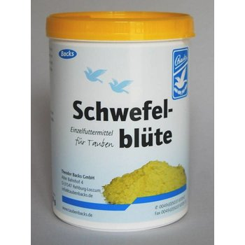 Backs Sichert Schwefelblüte 600 g