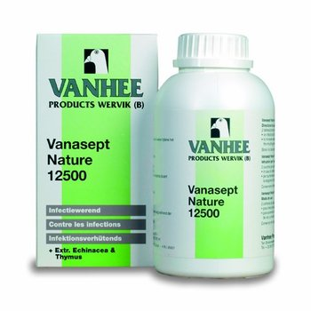 Vanhee Nature Vanasept 12500 500 ml