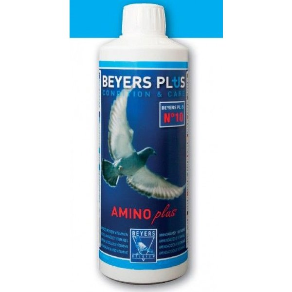 Beyers Amino Plus-Aminosäuren und Vitamine 400 ml