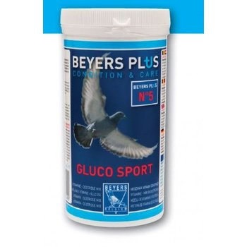 Beyers GLUCO SPORT vitamin and dextrosemix 400 gr