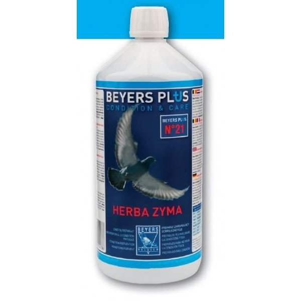 Beyers HERBA ZYMA condition preparation 1000ml