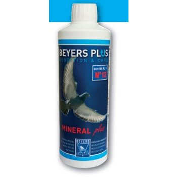 Beyers MINERAL Plus extra mineralen 400ml