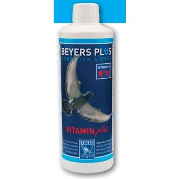 Beyers VITAMIN Plus-Vitamin-Komplex 400ml