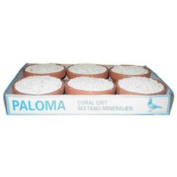 Paloma Zeewier pik-potje – duiven 6 stuks