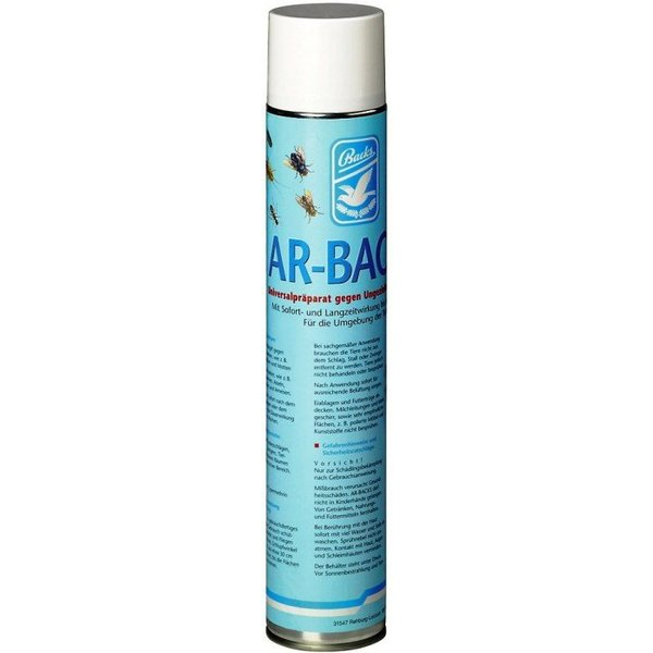 Backs AR-Backs vermin spray 750ml Finish