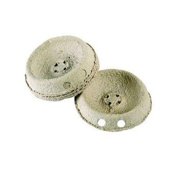 Schüsseln Nest aus Pappe (50 Stück)