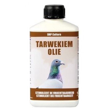DHP Cultura Weizenkeimöl 500 ml