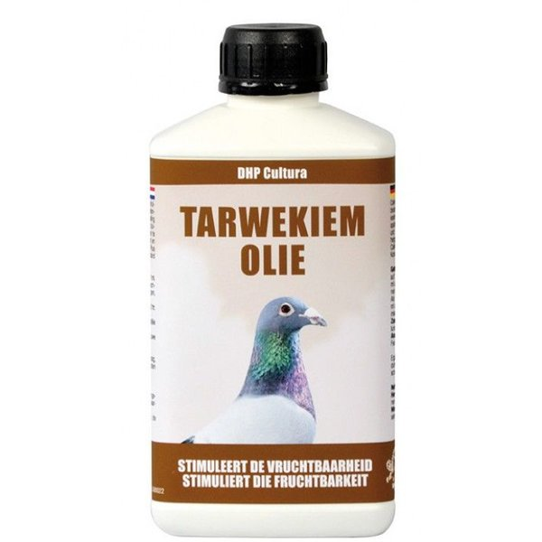 DHP Cultura Wheat germ oil 500ml