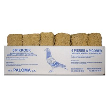 Paloma Paloma pikkoek 6 stuks