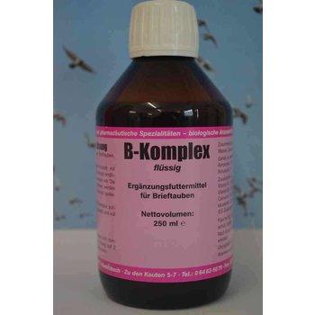 Hesanol B-complex vloeistof 250 ml