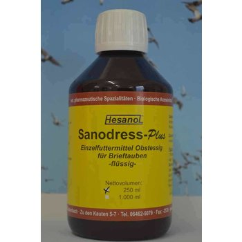 Hesanol Sanodress-Plus 250ml