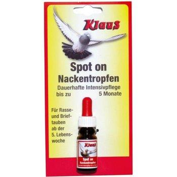 """Klaus Klaus """"Spot on"""" - neck drops 10ml"""