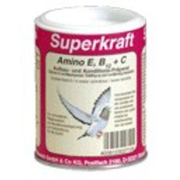Klaus SIEGERTAUBEN® Super-Kraft - Amino E, B12 + C 200gram