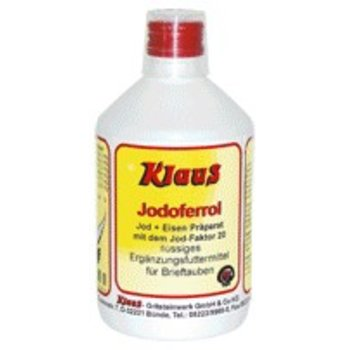Klaus KLAUS Jodoferrol 500ml