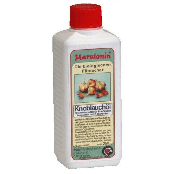 Klaus Maratonin® Knoblauchöl 250 ml