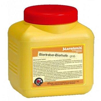 Klaus Maratonin® Biertreber-Bierhefe 600gr