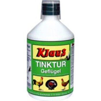 Klaus Tincture - Poultry 500ml