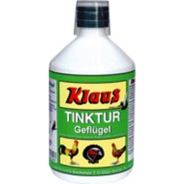 Klaus Tinktur - Geflügel 500ml