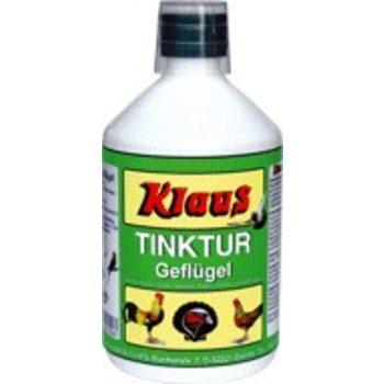 Klaus Tinctuur - Gevogelte 1000ml