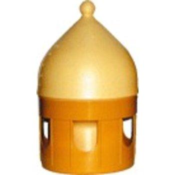 Klaus KLAUS Plastic Waterer with Button 3.5 ltr
