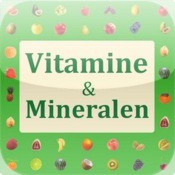 Vitamines - Mineralen