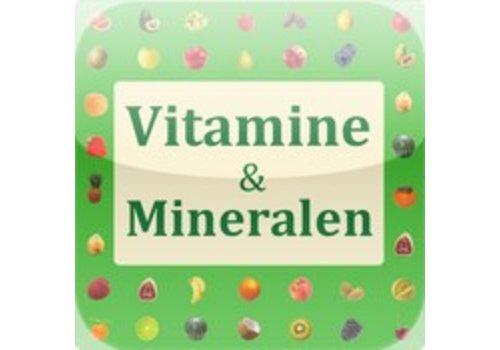 Vitamins - Minerals