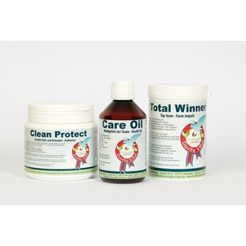 Dovita Vital Set-care oil 250ml, 100g Protect Clean Outright