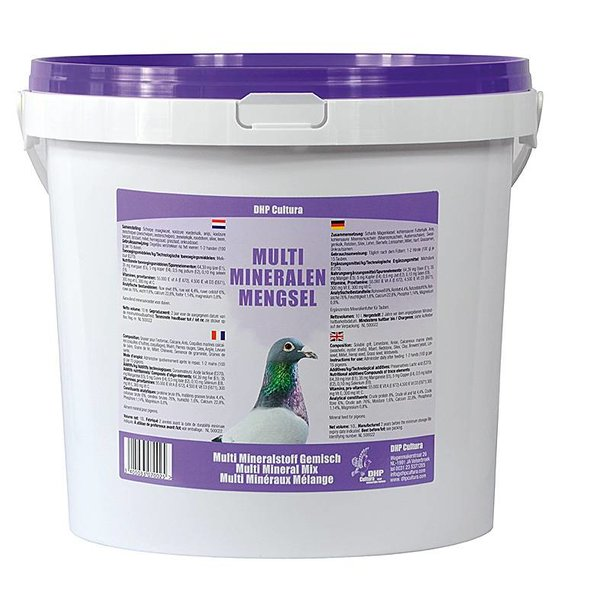 DHP Cultura Multi Minerals mixture 5 liter