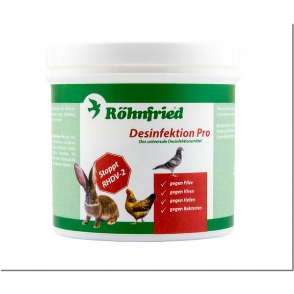 Röhnfried Desinfektion Pro 150g