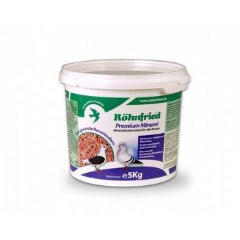 Röhnfried Premium mineral for all show pigeons 5kg