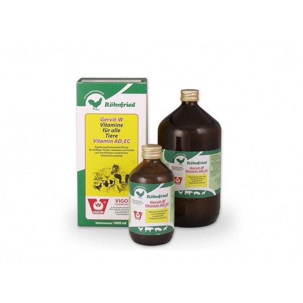 Röhnfried Gervit W Vitamin ADEC, flüssig 250 ml