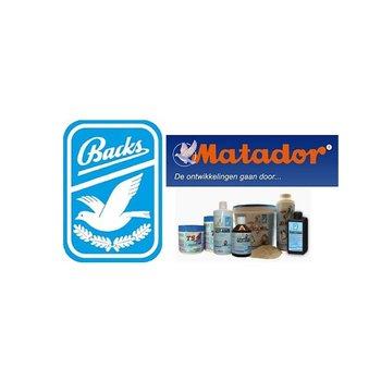 Backs (Matador)