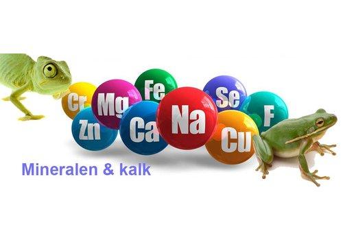 Mineralien & Lime