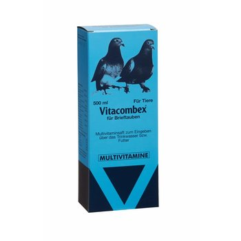 Quiko Vitacombex BT Multivitamin 500ml
