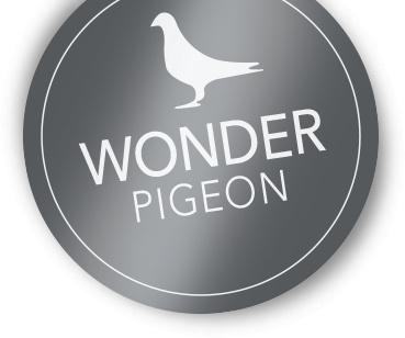 fragen sich Pigeon