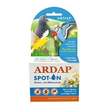 Quiko Ardap Spot-On 2 Doves One 4 ml