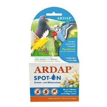 Quiko Ardap Spot-On 2 Tauben ein 4 ml