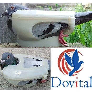 Pigeons plastic dumbbell