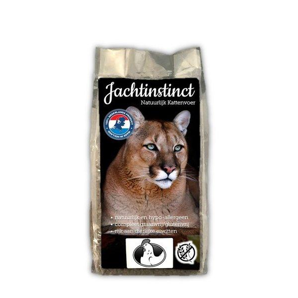 Jachtinstinct Kattenbrokken Kip Graanvrij 10 KG