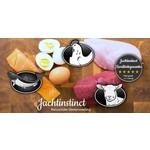 Jachtinstinct Dog Bread Salmon Grain Free 4 KG